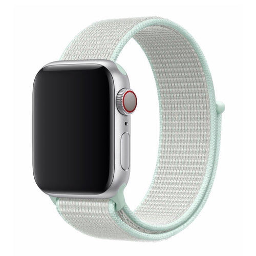 Nylon Apple Watch Strap - (Mint Green)