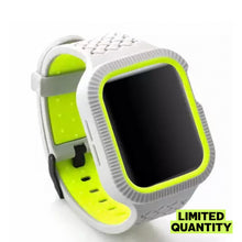 Load image into Gallery viewer, Sport Silicone Impact Strap (Gray Stingray)