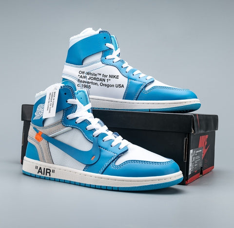 "Air Jordan 1 x ""OFF White"""