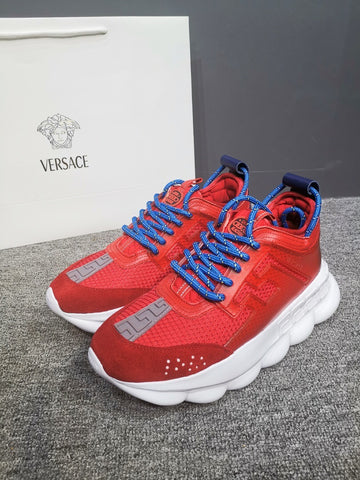 Tênis Versace Chain Reaction