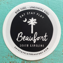 Load image into Gallery viewer, EatStayPlay Beaufort Decal