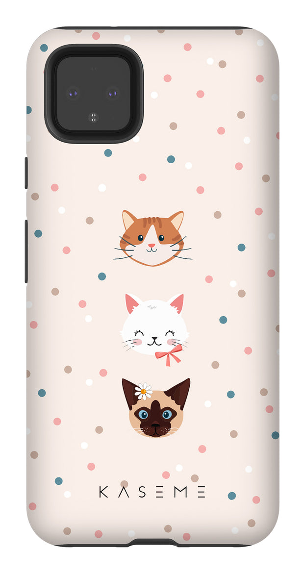 Cat lover by Marina Bastarache x SPCA