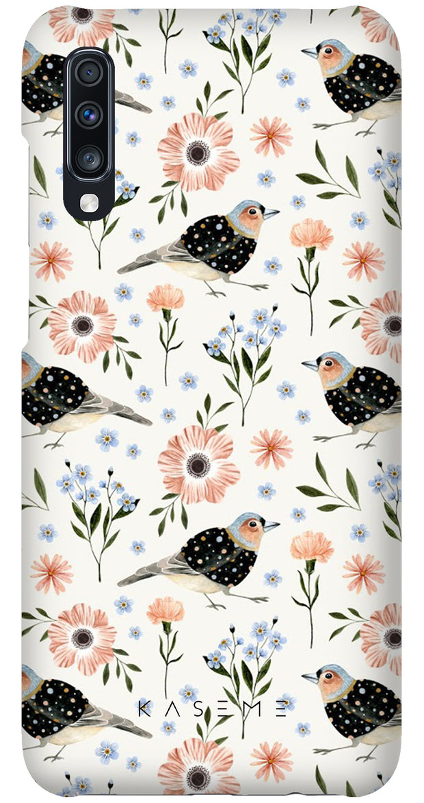 Fashionable Finch by FlaFla design