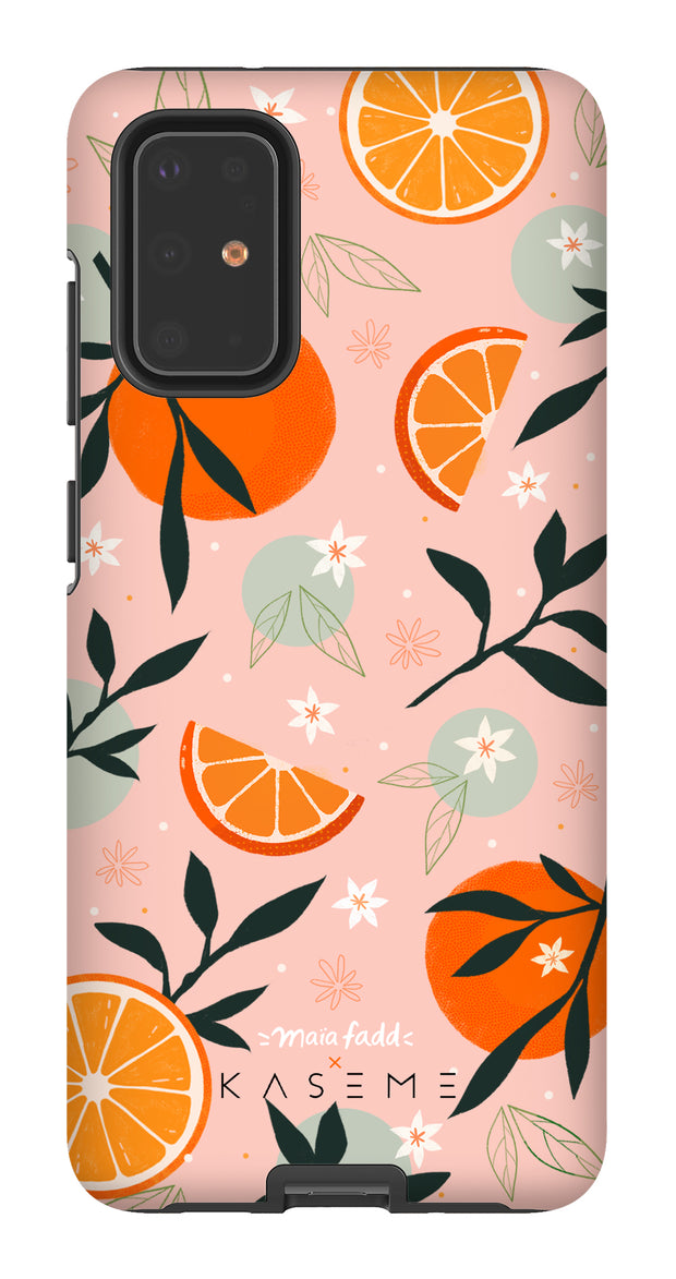 Orange crush by Maia Faddoul