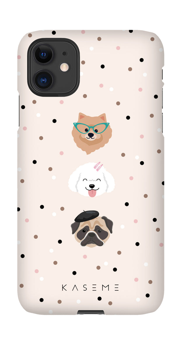 Dog lover by Marina Bastarache x SPCA
