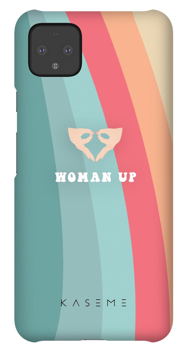 Woman up by Alanis Desilets