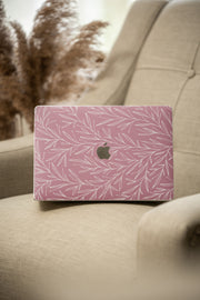 Amber MacBook skin