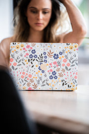 Jasmine MacBook Skin