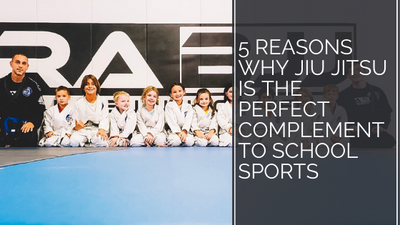 5 Reasons Why Jiu Jitsu is the Perfect Complement to School Sports