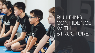 Building Confidence in Kids With Structure