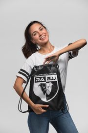 RABJJ Drawstring Bag