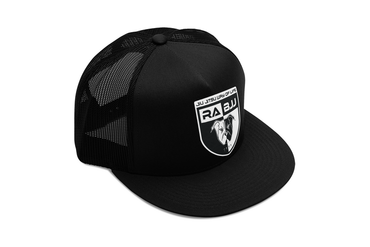 RABJJ Trucker Hat Flex Fit
