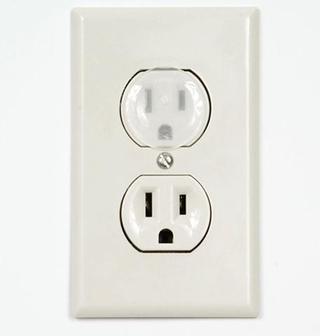 Electric Outlet Plug Covers 32-Pack - joolbaby
