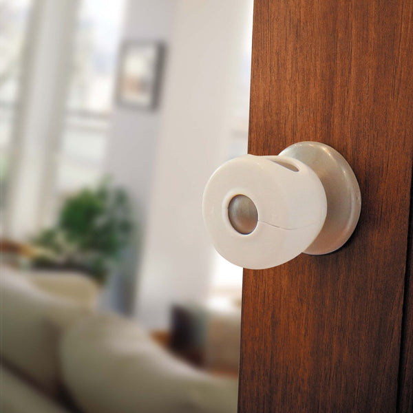 Door Knob Covers 4-Pack - joolbaby