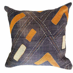 Kuba Cloth Pillow #010
