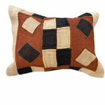 Kuba Cloth Pillow #014