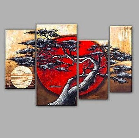 Handmade Abstract Painting for Interior Decorated Hand Painted Canvas Art Painting Canvas Painting for Bedroom