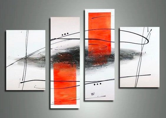 Modern Wall Art Painting, Acrylic Painting Abstract, Contemporary Wall Paintings, Living Room Wall Art