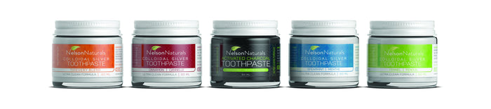 Full Case 60 ml Toothpaste - nelsonnaturals remineralizing toothpaste