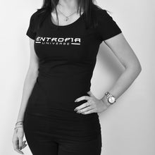 Load image into Gallery viewer, T-shirt female - Entropia Universe logo