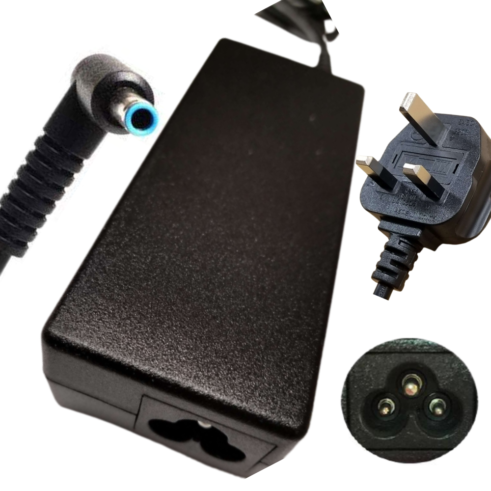 Power Adapter For HP 215 G1 Laptop Charger 45W