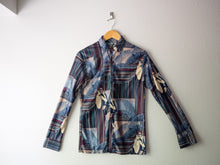 Load image into Gallery viewer, Vintage 70s Art Deco Disco Shirt (S Unisex)