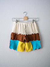 Load image into Gallery viewer, NO. 6.1, S - Reworked Terry Knit Shorts