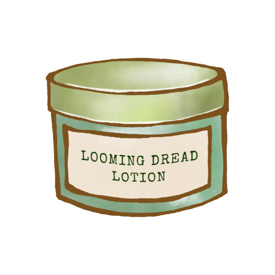 Looming Dread Lotion