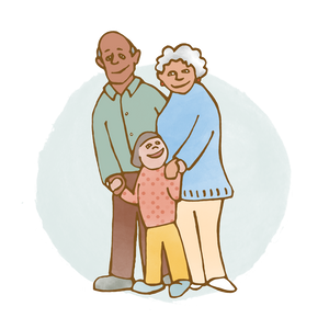 Loving our Grands: Stories for Appreciation and Understanding of our Elders