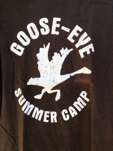 Official Goose-Eye Summer Camp T-Shirt