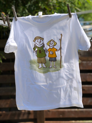 Martin & Sylvia Nature School T-Shirts