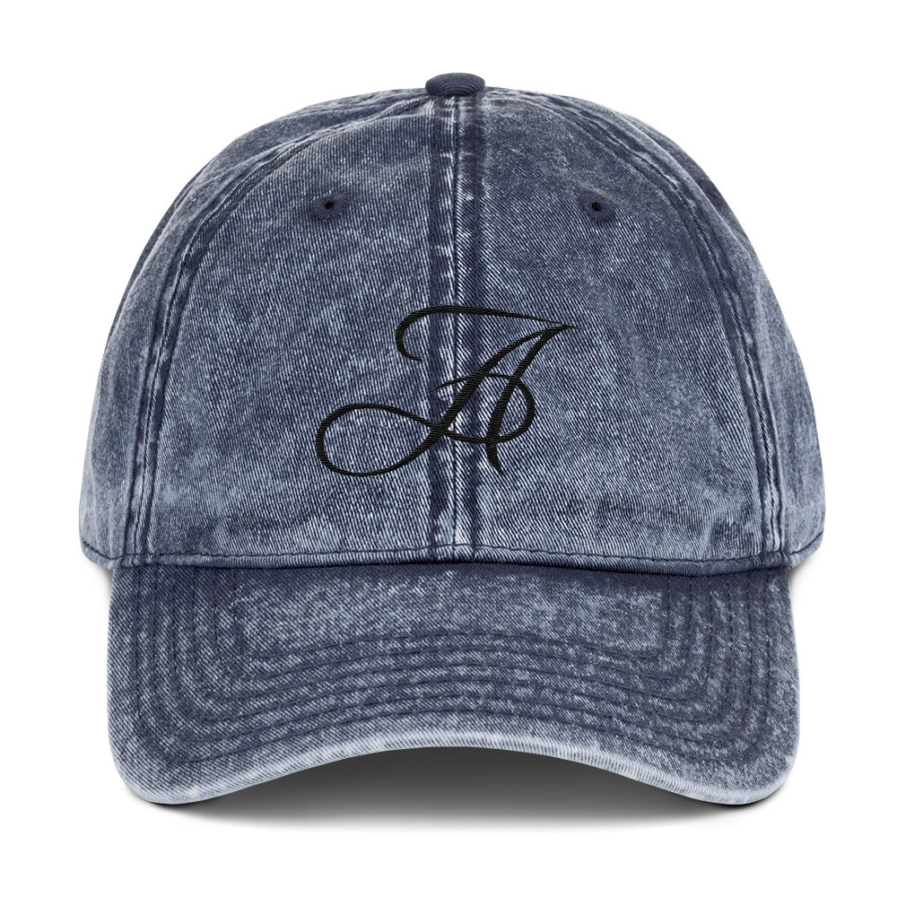 Aries Vintage Cotton Twill Cap