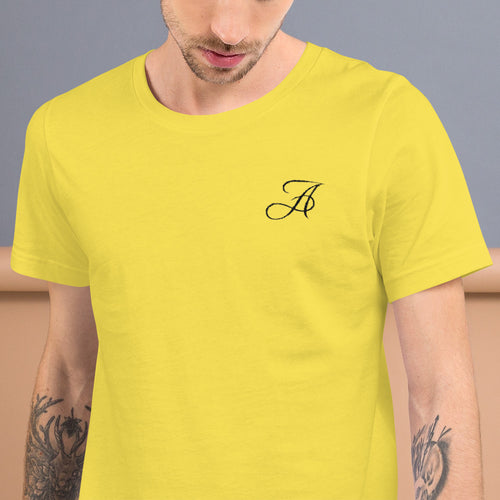 Aries Short-Sleeve Unisex T-Shirt