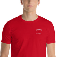 Load image into Gallery viewer, Aries Short-Sleeve T-Shirt