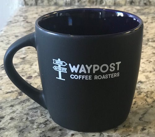 Waypost Ceramic 10oz Coffee Mug
