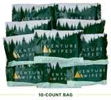 Venture Wipes 10-count Bag