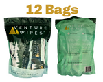 Venture Wipes Case: 12 bags