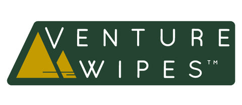 Venture Wipes sticker