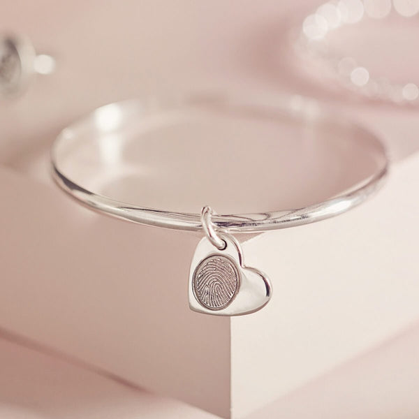 Fingerprint Bangle