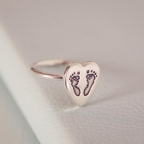 Footprint Ring