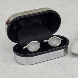 Memorial Fingerprint Cufflinks