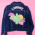 Kids Cactus Custom Denim Jacket Custom Chainstitch Embroidery Embroidered Daily Disco Jacket