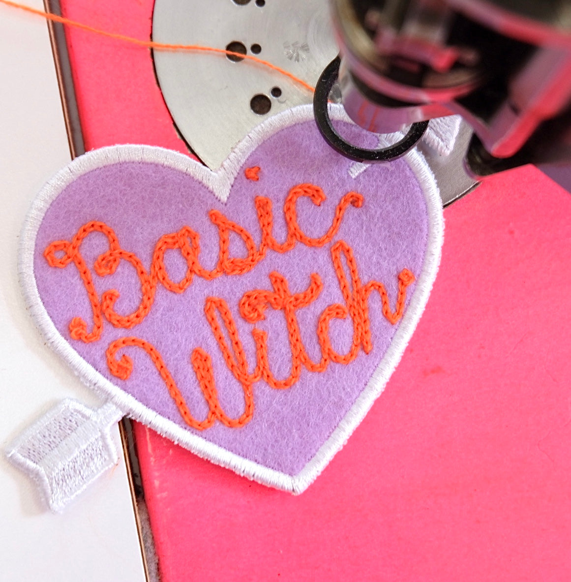 Custom Heart Patches Personalized - All Colors - Daily Disco