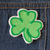 Clover Chainstitch Embroidered Patch - Abbey Eilermann
