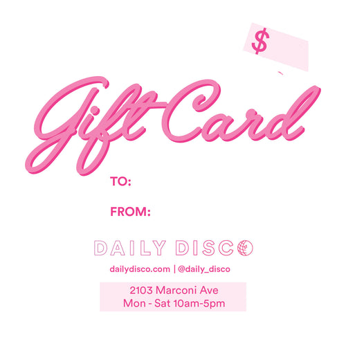 Gift Card - Abbey Eilermann