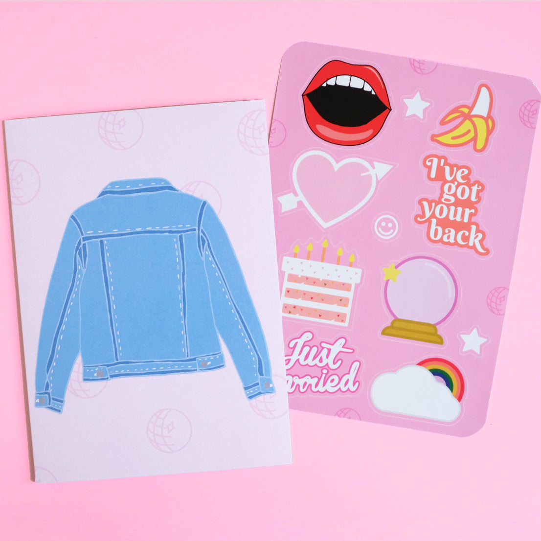 Jacket All Occasion Stationery - Daily Disco