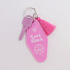 Love Shack Keychain - Daily Disco