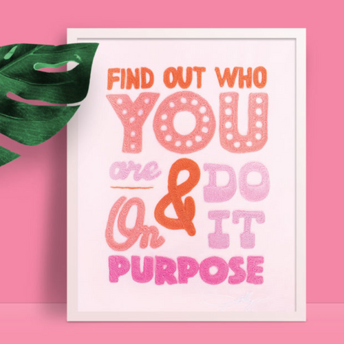 Dolly Parton Quote Print - Abbey Eilermann
