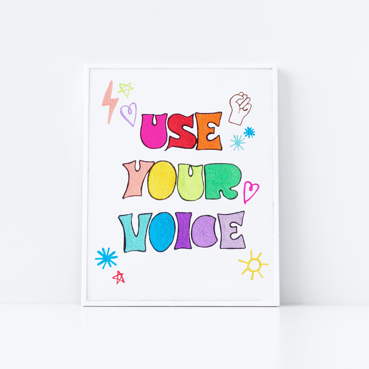 Use Your Voice Print - Daily Disco