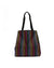 Ban.do Disco Stripe Deluxe Tote Bag - Abbey Eilermann